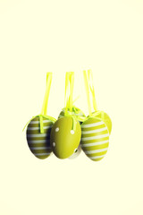 Easter eggs, decoration.