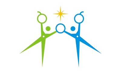 Twins Scissor