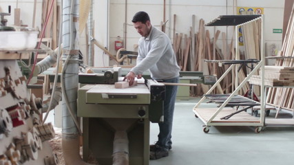 woodworker - carpenter  - dolly