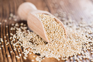 Uncooked Quinoa