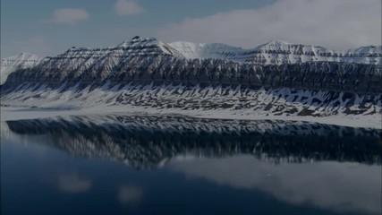 Polar Frozen Tundra