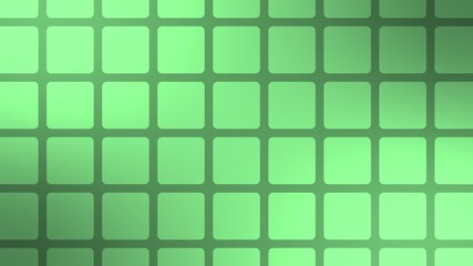 Moving Simple Grid - Abstract Background - green