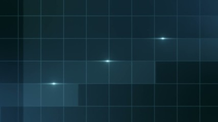 Simple Lines - Abstract Background - blue