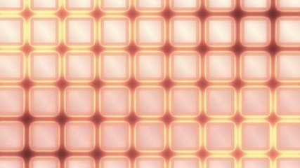 Moving Glow Grid - Abstract Background - red