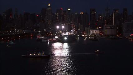Naval Ocean Lights New York
