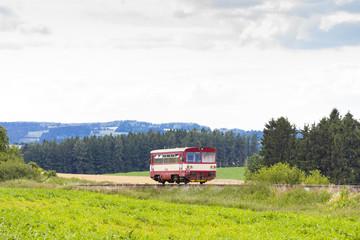 engine carriage, Czech Republic