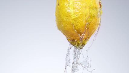 Lemon, Water flow