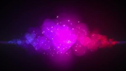 Aurora Hearts