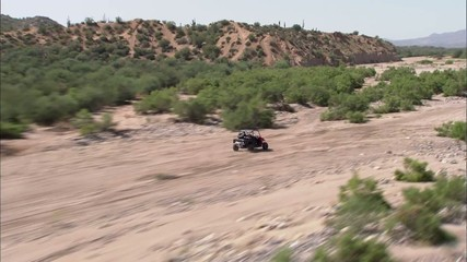 Arizona Desert Dune Buggy