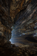 Beautiful cave in Pokhara, Nepal