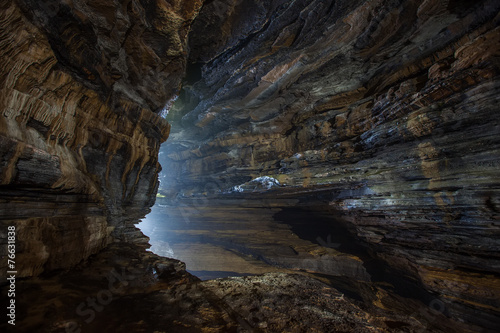 Beautiful cave in Pokhara, Nepal - 76631838