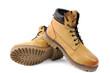 Leinwandbild Motiv Men's shoes.