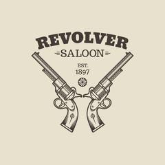 Handgun logo