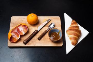 Arance a colazione