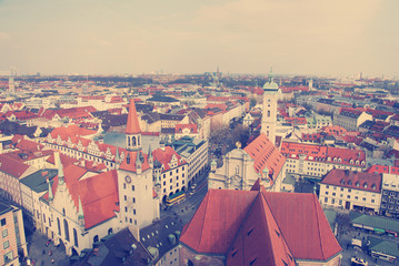 old town of Munich