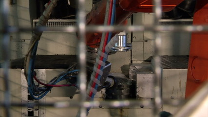механический робот (производство)