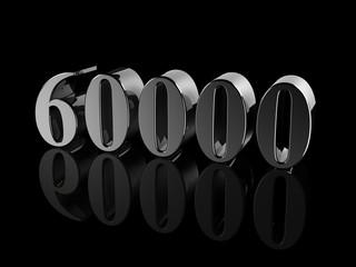 number 60000