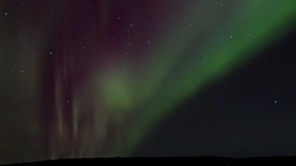 Alaska Aurora Sky