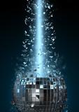 Disco explosion