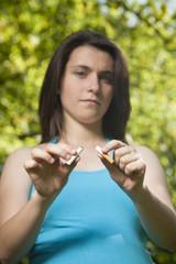pregnant stop tobacco