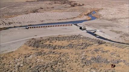 Desert River Reservoir