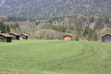 Cabins of the Valley