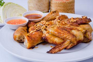 grilled Chicken thailand food