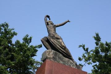 Dancing Lady of Bratislava