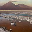 Mount Licancabur Volcano - Atacama Desert - Chile