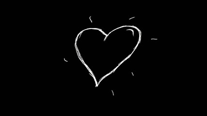 animated heart Valentine's Day
