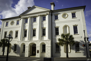 Historic Courthouse in Charleston, SC