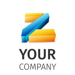 Abstract logo Z
