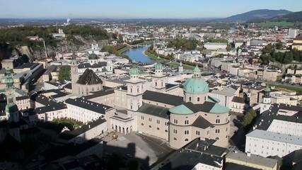 Salzburg - 005 - Altstadt - Festung