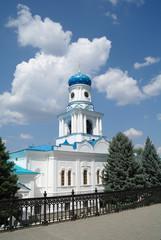 Church in Svjatogorsk, Ukraine