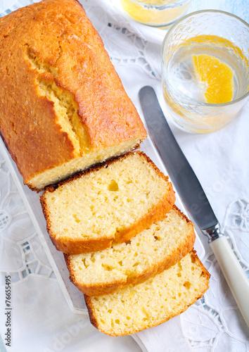 Coconut cake loaf - 76655495