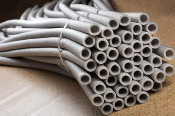 Insulation for pipes