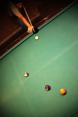 Billiard Spiel
