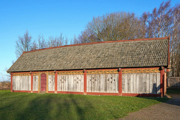 Scandinavian Viking House