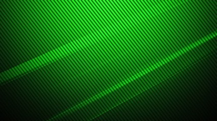 green shape background