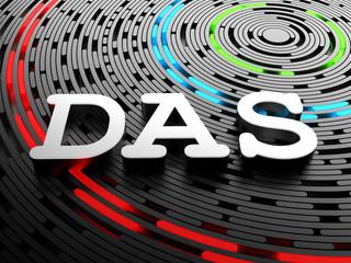 DAS — Direct-attached storage