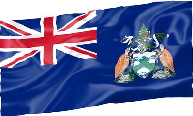 Flag of Ascension Island