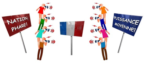 """Débat """"France: puissance ou déclin"""""""