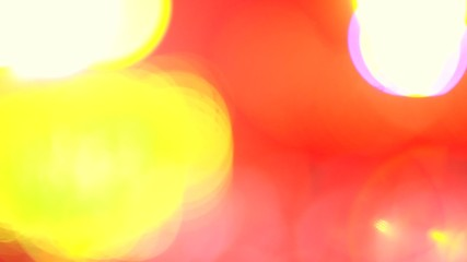Disco colored lights circles background for VJ