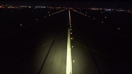 Lights City Utah Runway