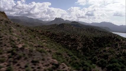 Arizona Desert River