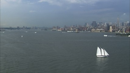 Hudson River Boat New York