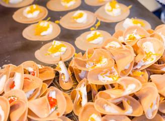 Thai Crispy Pancake(Kanom Buang)