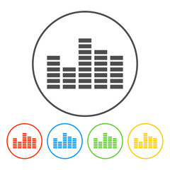 growth of business - vector icon