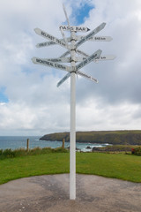Durness Signpost