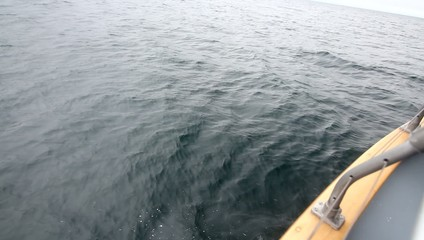 Water Boat Alaska
